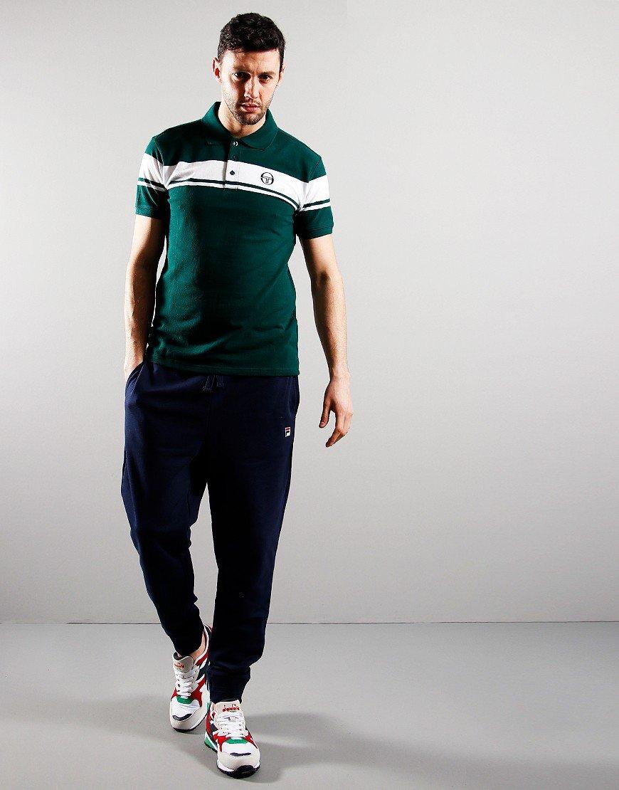 Sergio Tacchini Young Line Polo Shirt Botanical