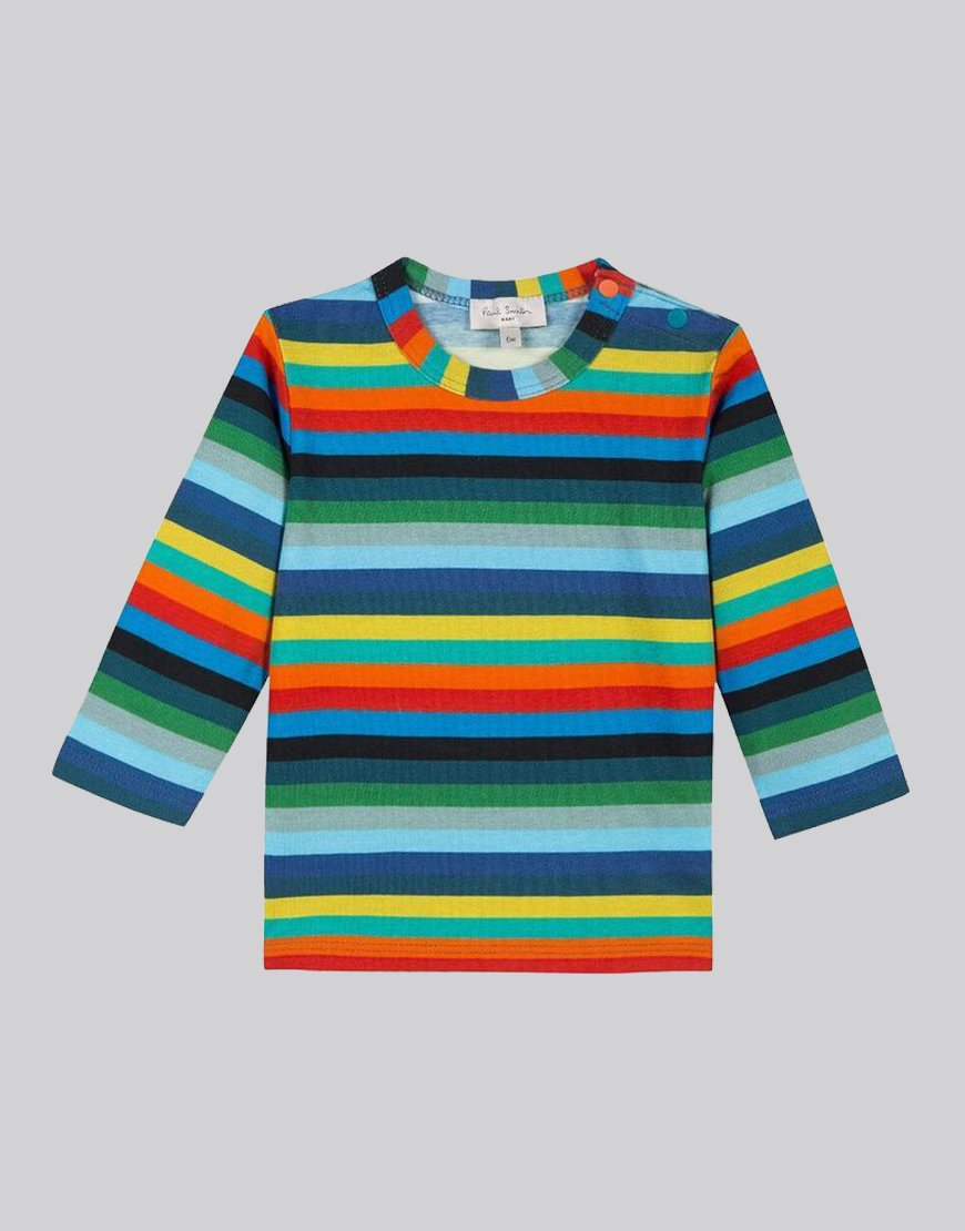 Paul Smith Junior Shaw T-Shirt Multicolour