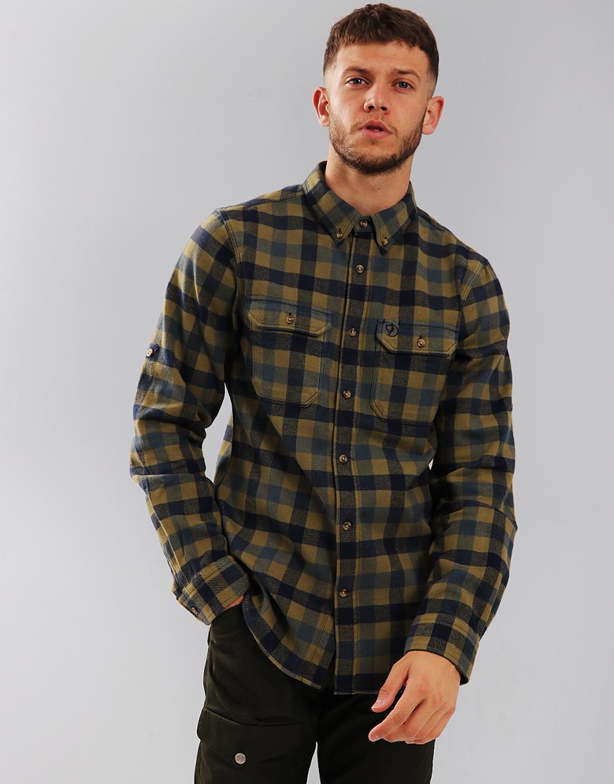 Fjällräven Skog Shirt Dusk