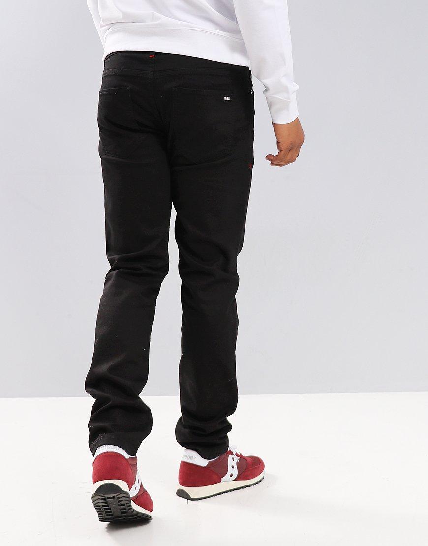 Peaceful Hooligan Slim Fit Jeans Black