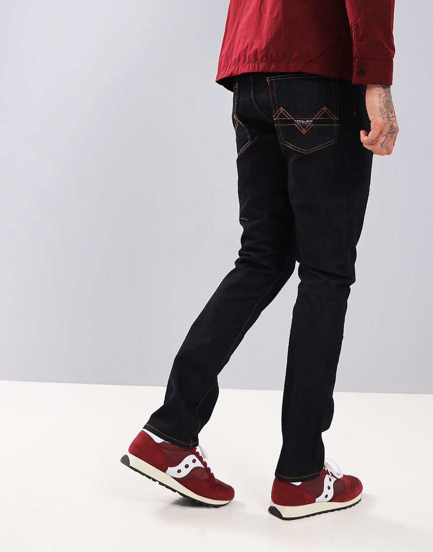 Marshall Artist Slim Fit Tapered Jean Rinsed Wash