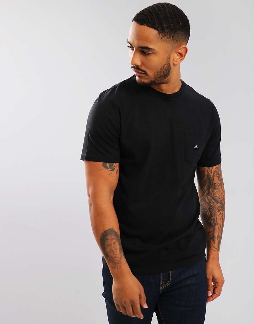 Penfield Southborough Pocket T-Shirt Black