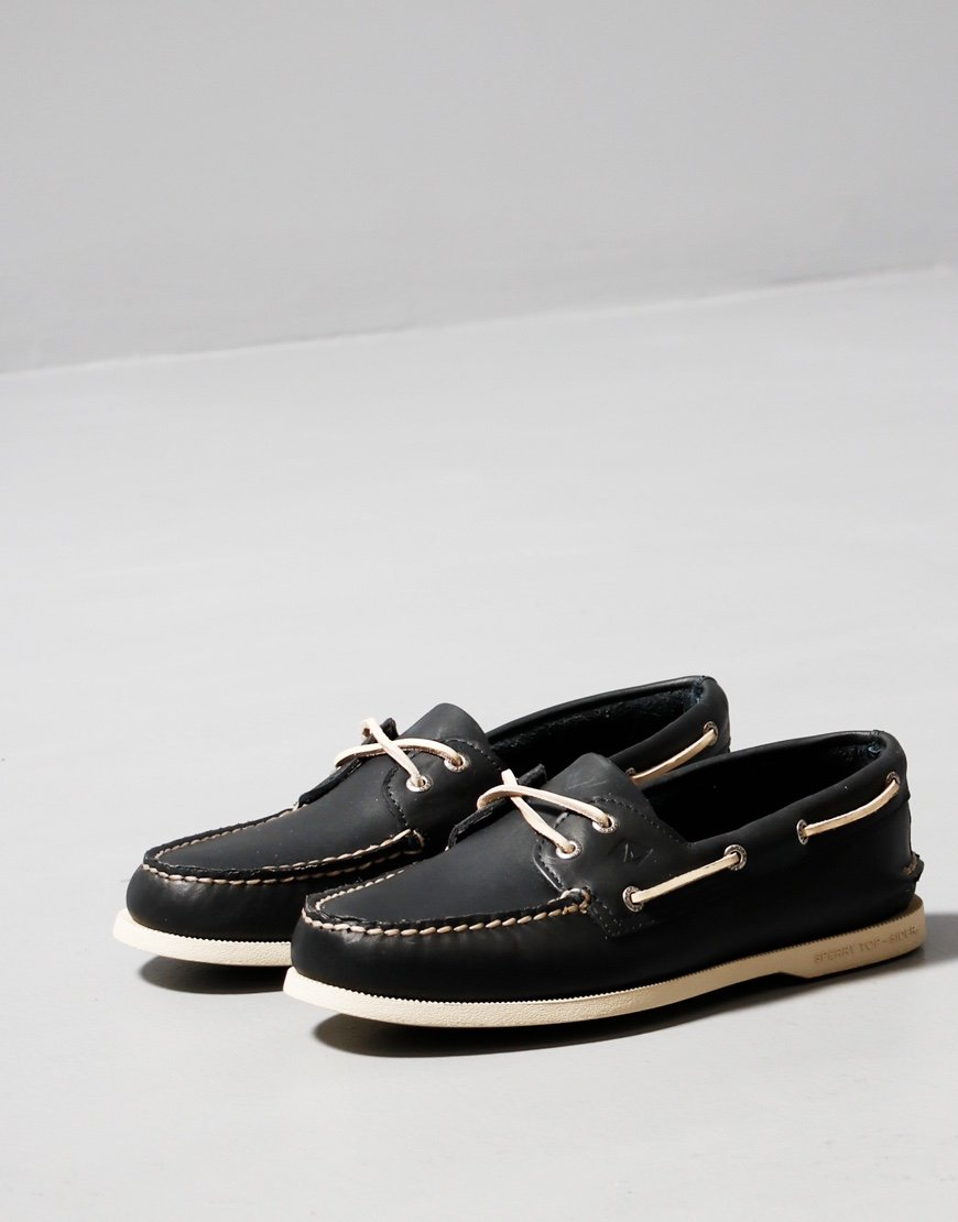 Sperry 2-Eye Boat Shoe Navy