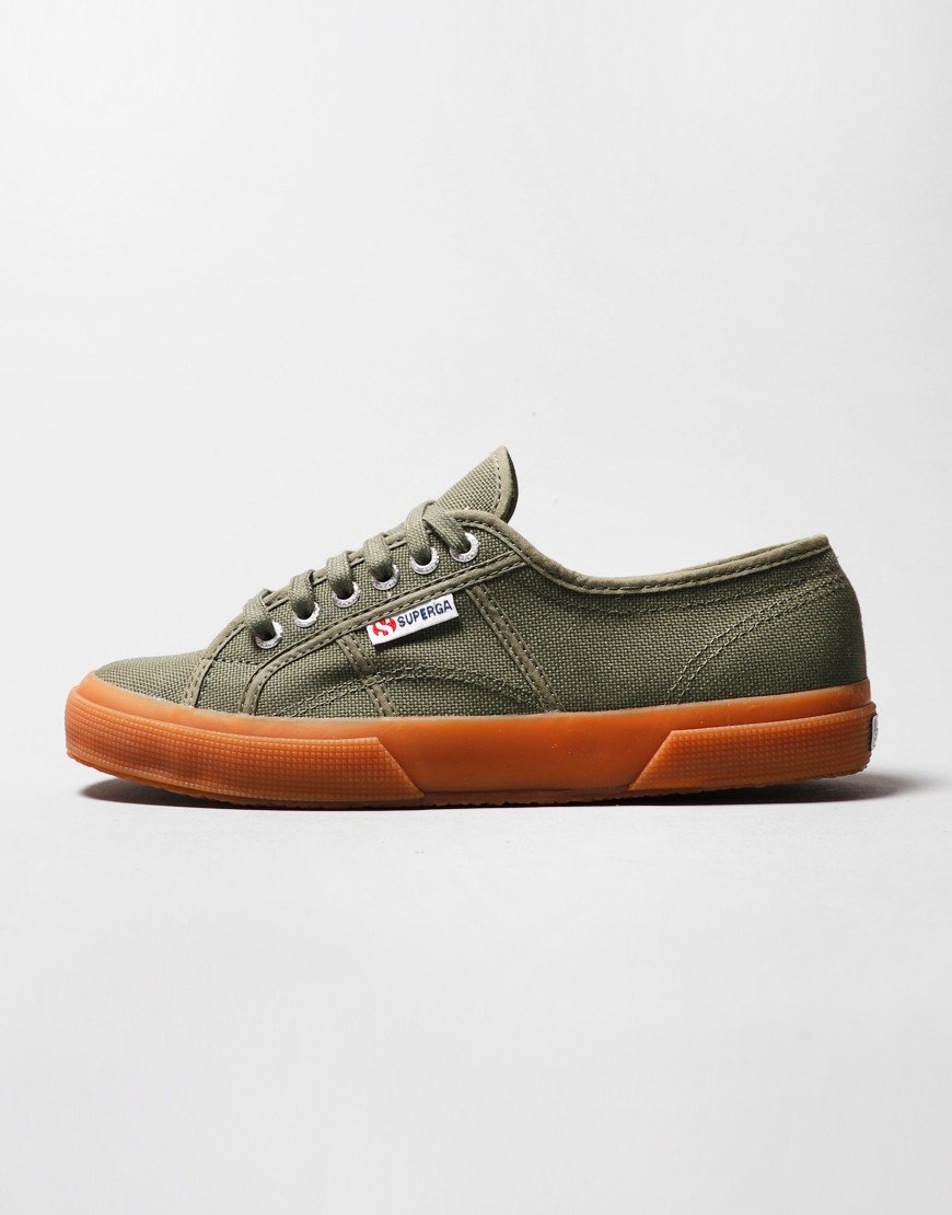 Superga 2750 Cotu Sherwood Gum