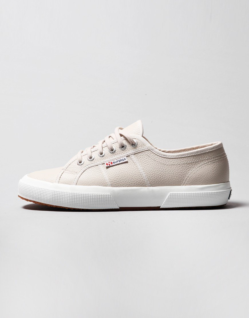Superga Cotu Classic 2750 EFGLU Trainers Grey Seashell
