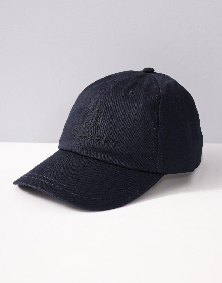 Fred Perry Tennis Cap Navy