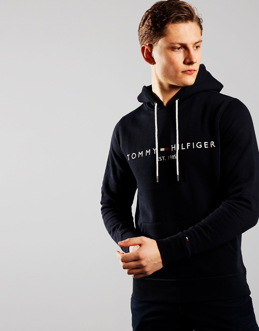 Tommy Hilfiger Core Tommy Hoodie Sky Captain