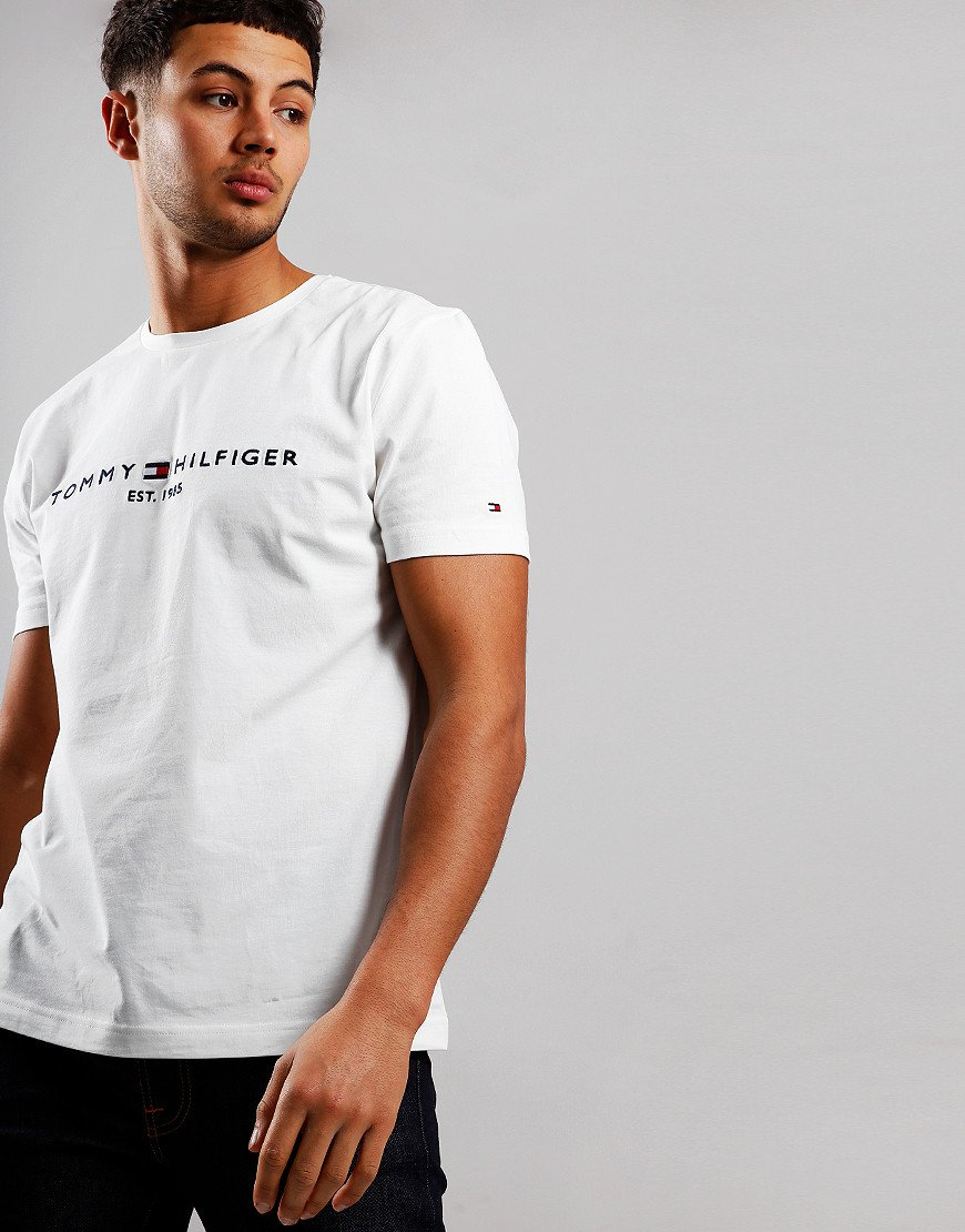 Tommy Hilfiger Core Tommy T-Shirt Snow White