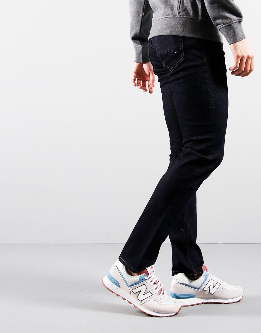 Tommy Hilfiger Bleecker Slim Stretch Jeans Blue
