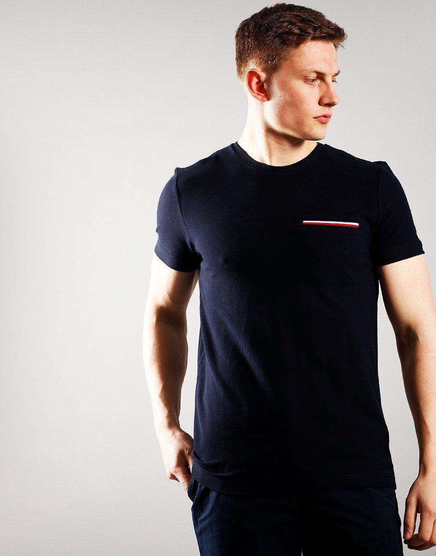 Tommy Hilfiger Pocket Flex T-Shirt Desert Sky