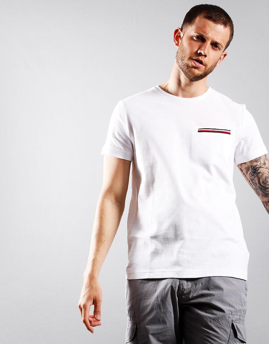 Tommy Hilfiger Pocket Flex T-Shirt White