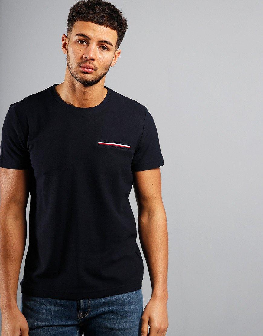 Tommy Hilfiger RWB Pocket T-Shirt Desert Sky