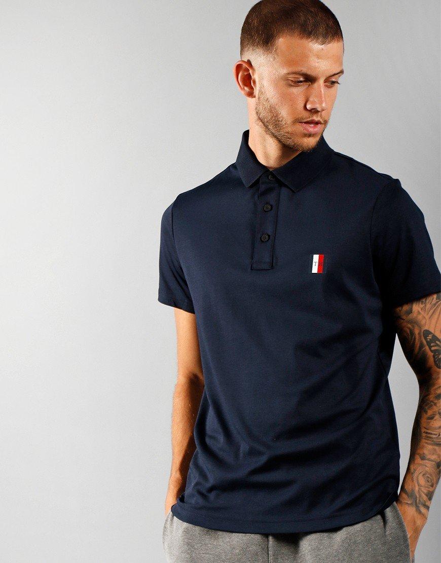 Tommy Hilfiger Slim Polo Shirt Desert Sky