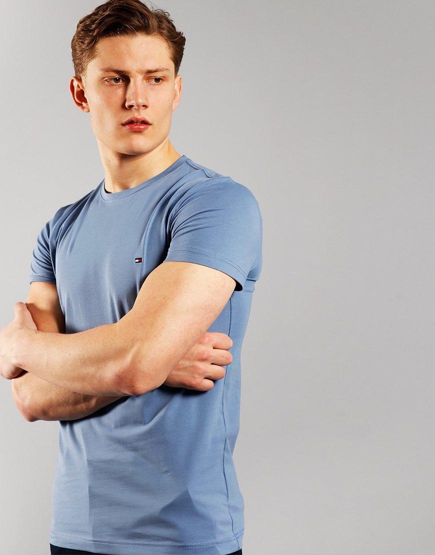 Tommy Hilfiger Stretch Fit T-Shirt Washed Ink