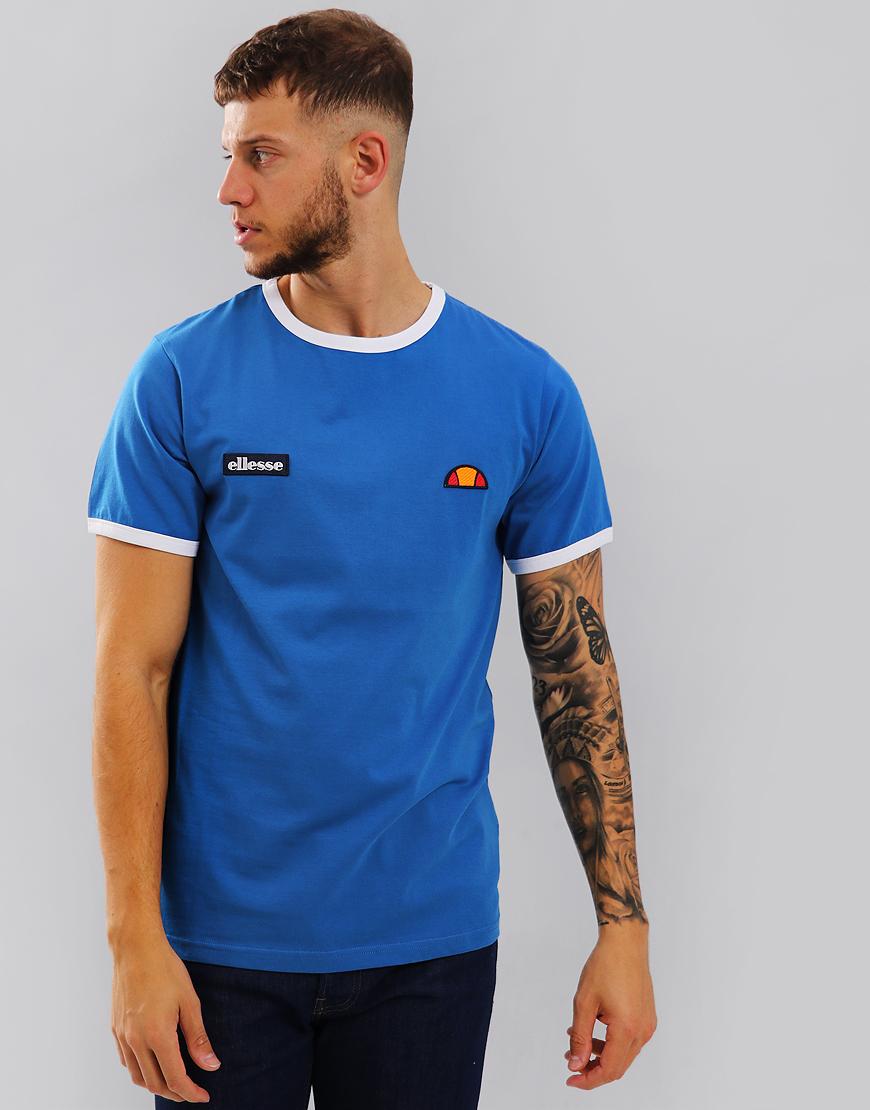 Ellesse Varetto T-Shirt Sky Blue
