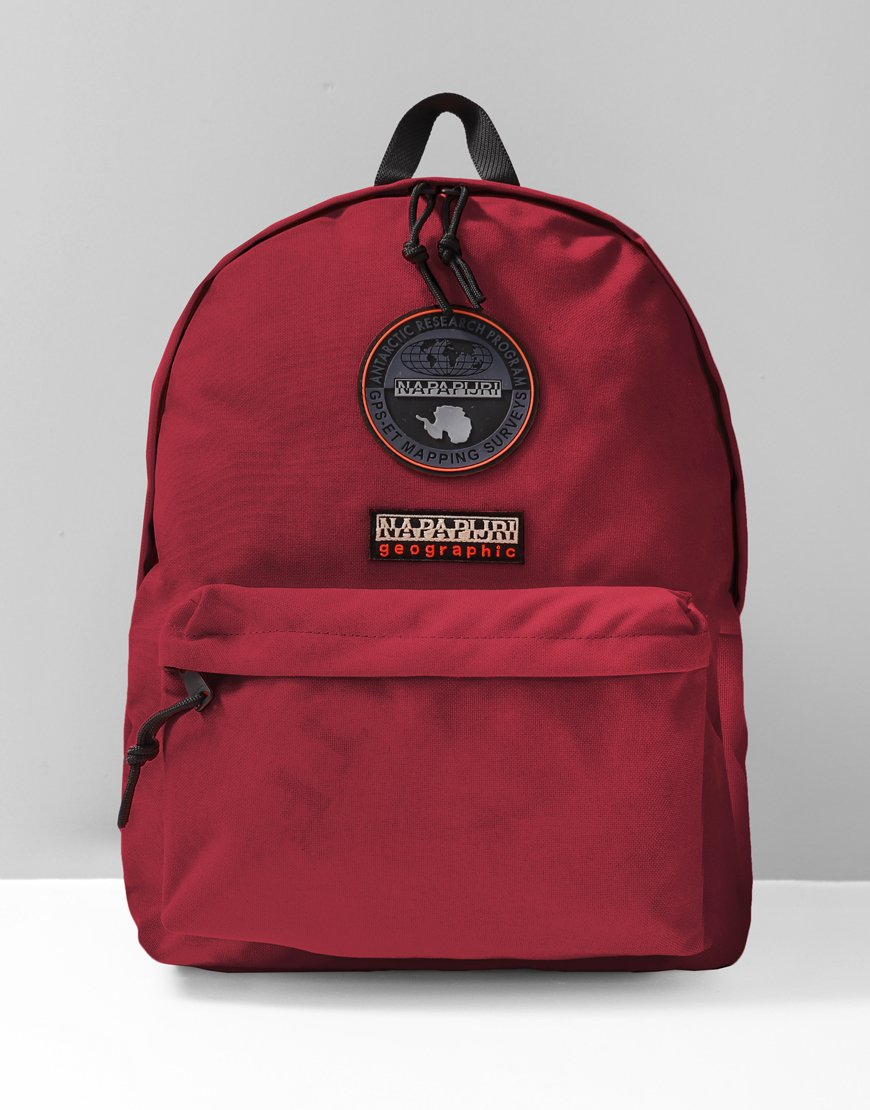 Napapijri Voyage Backpack Red Bourgogne