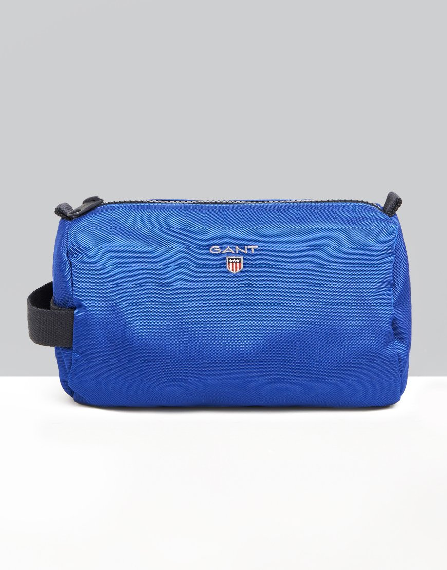 Gant Original Washbag College Blue