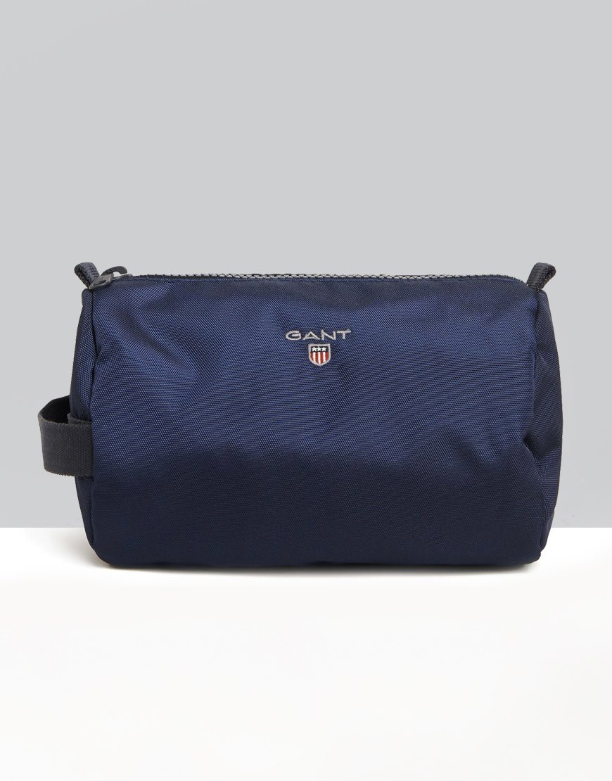 Gant Original Washbag Marine