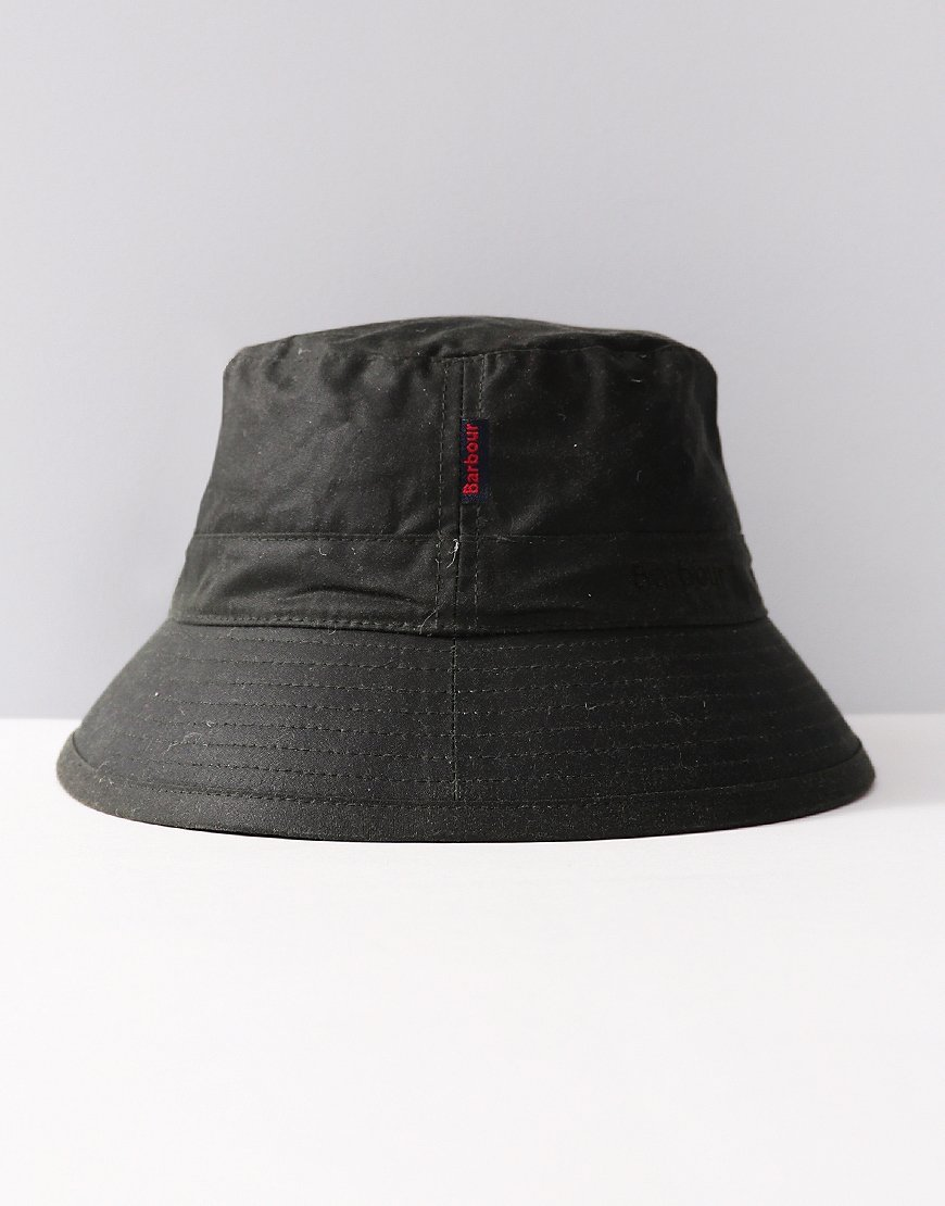 Barbour Wax Bucket Hat Sage - Terraces Menswear f91095e379e3
