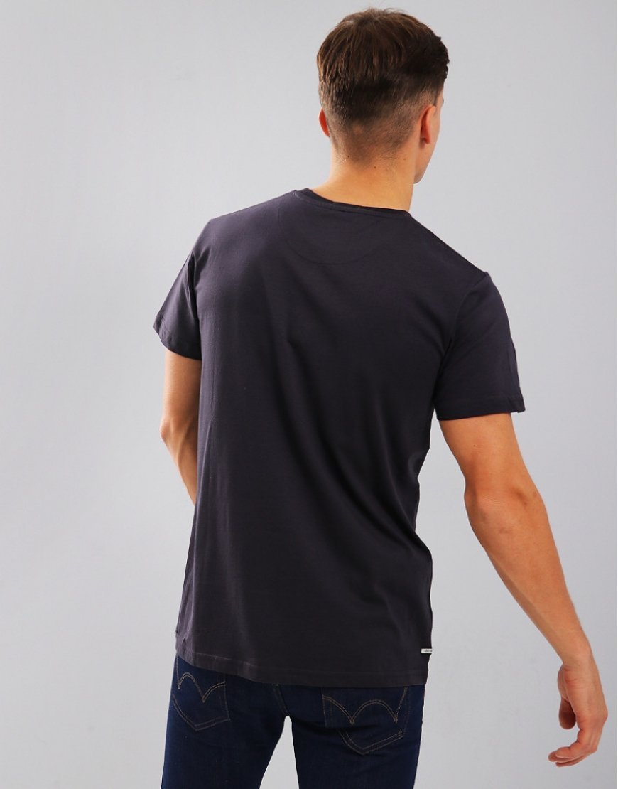 Weekend Offender Kahn T-Shirt Steel