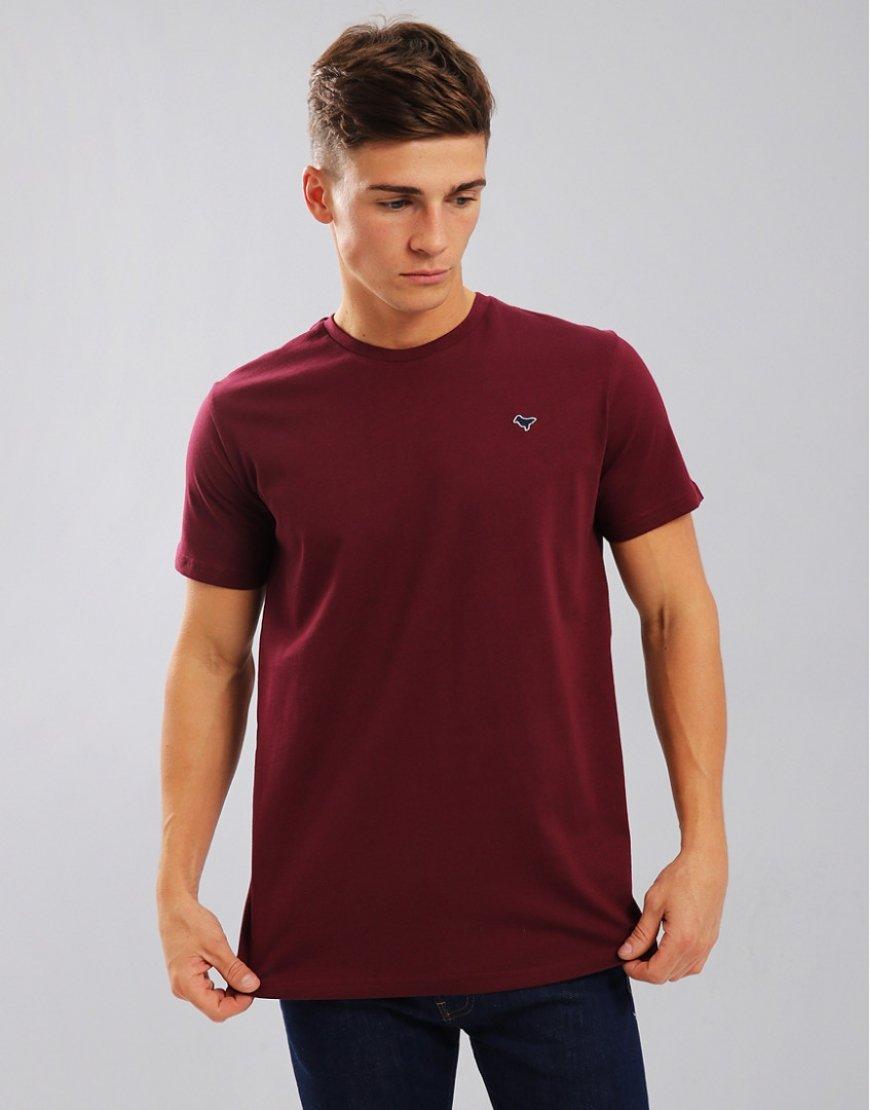Weekend Offender Ortiz T-Shirt Loganberry