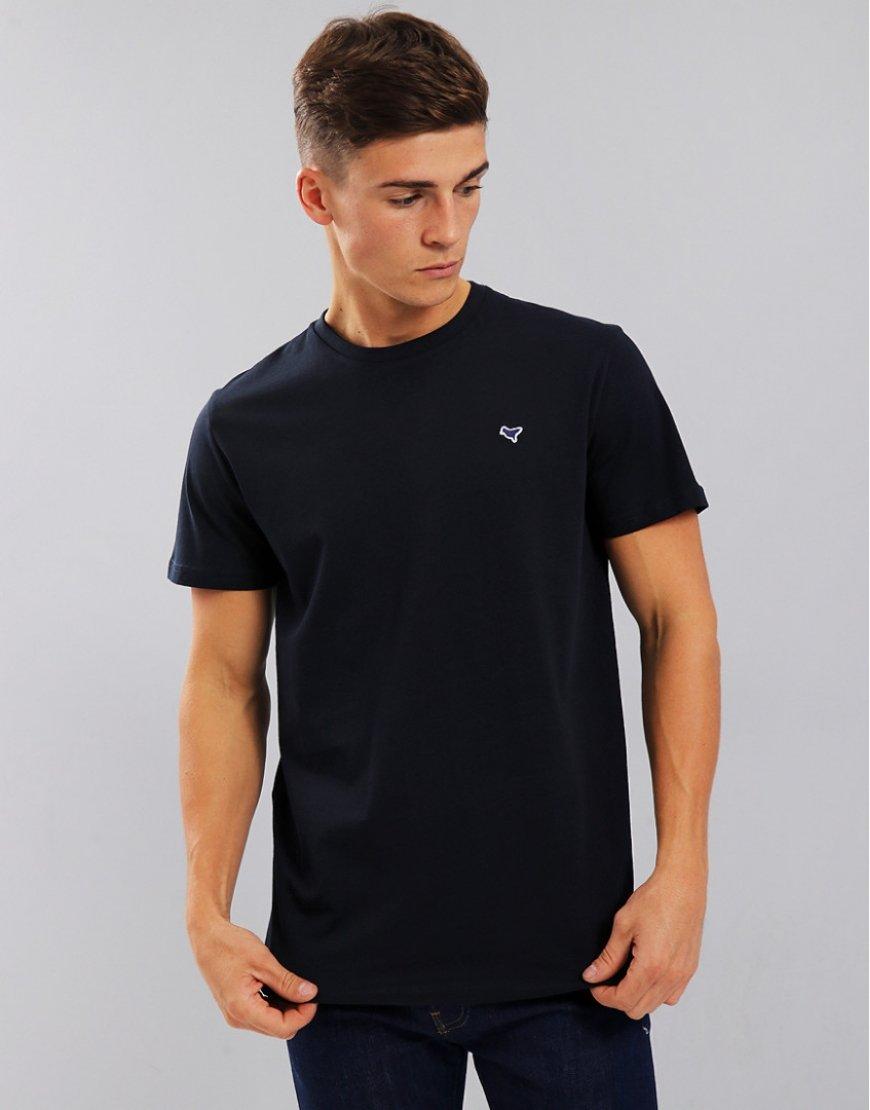 Weekend Offender Dove T-Shirt Navy