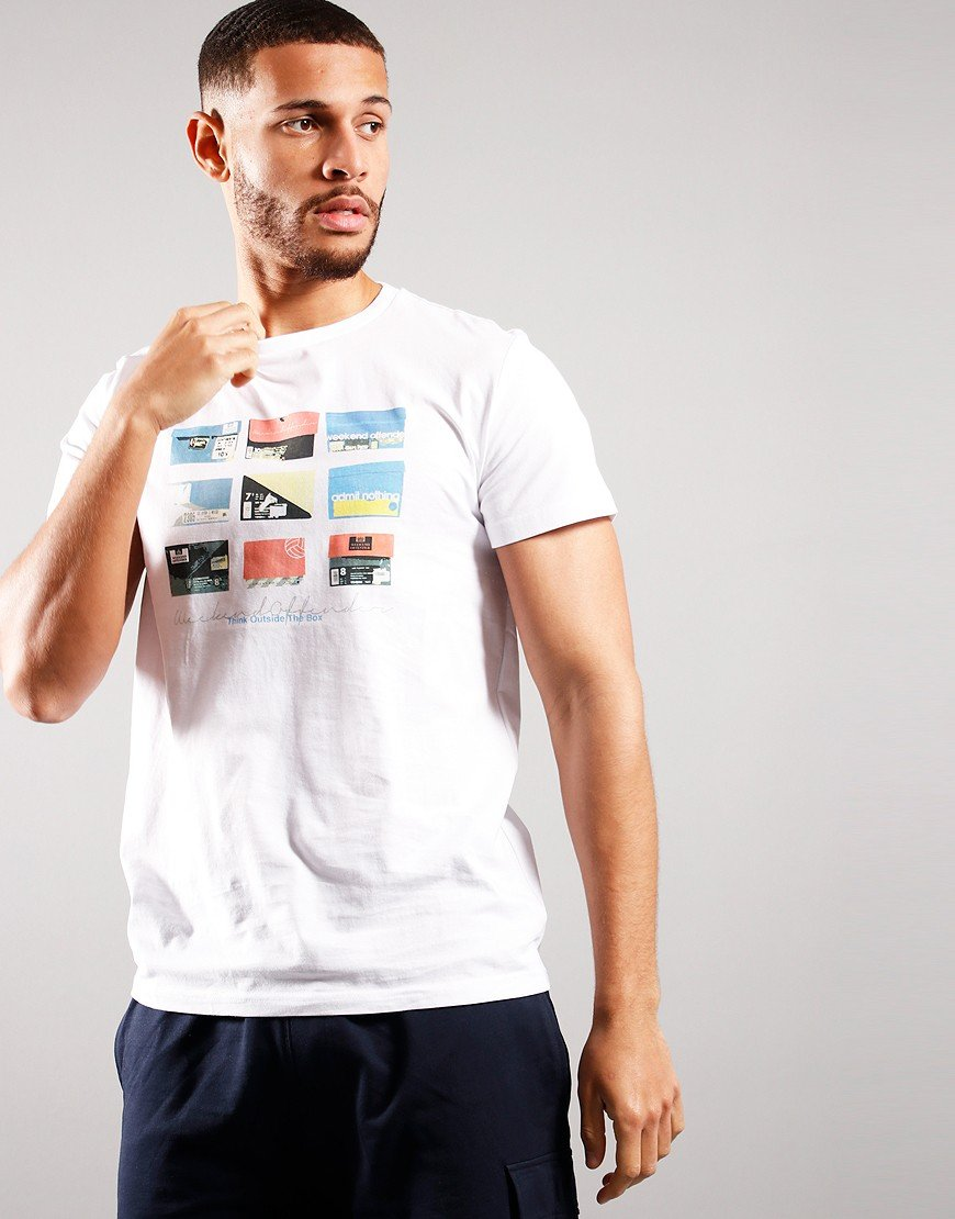 Weekend Offender Think T-shirt White