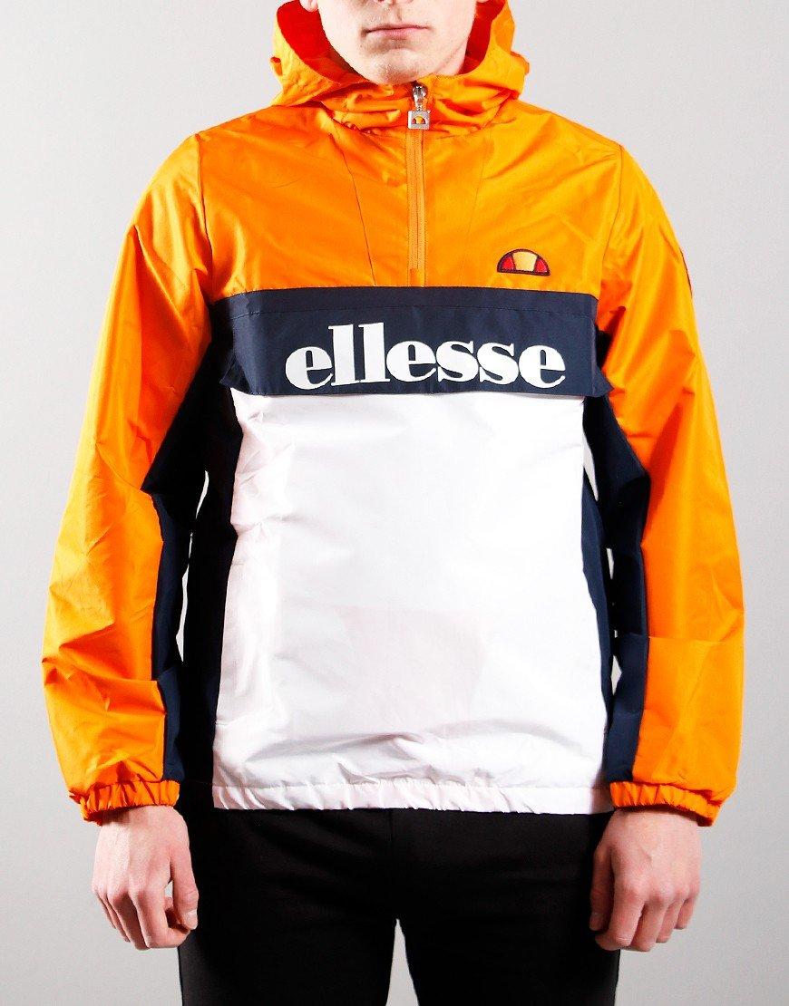 Ellesse Garinos Jacket Orange