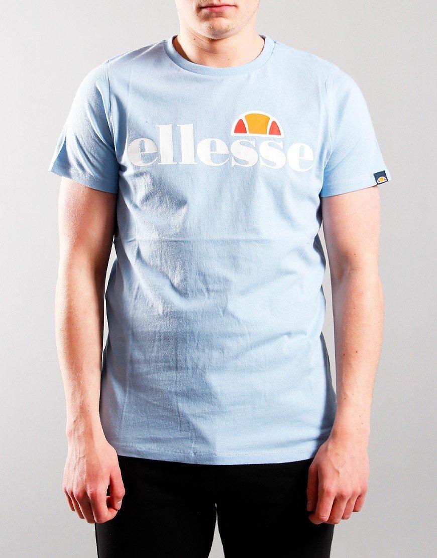 Ellesse Kids Malia T-Shirt Light Blue