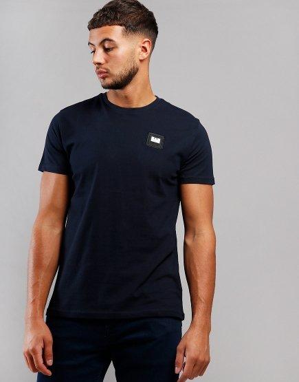 Weekend Offender Agent Dea T-Shirt Navy