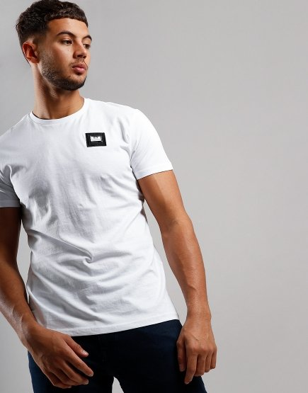 Weekend Offender Agent Dea T-Shirt White