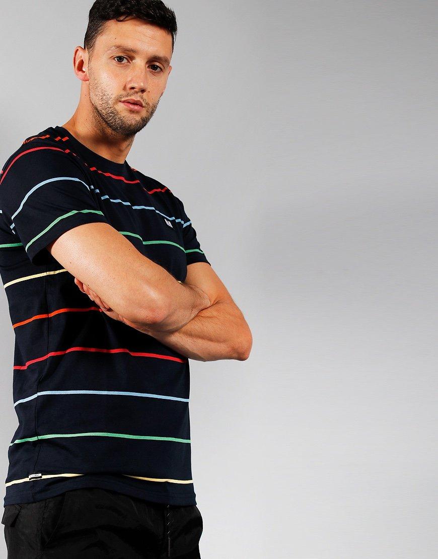 Weekend Offender Balthus T-Shirt Navy