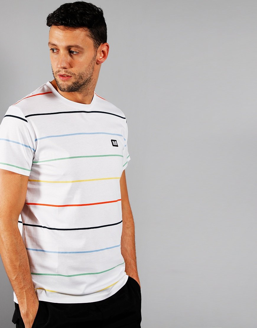 Weekend Offender Balthus T-Shirt White