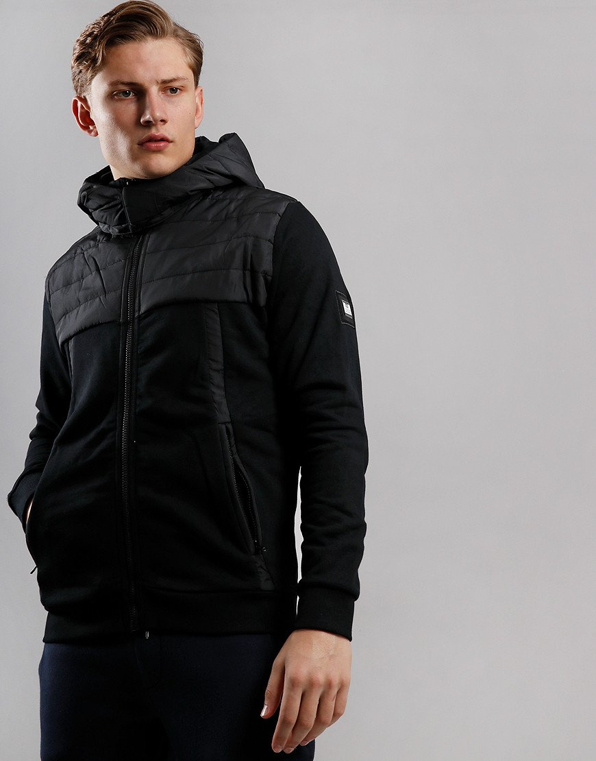 Weekend Offender Camereno Jacket Black