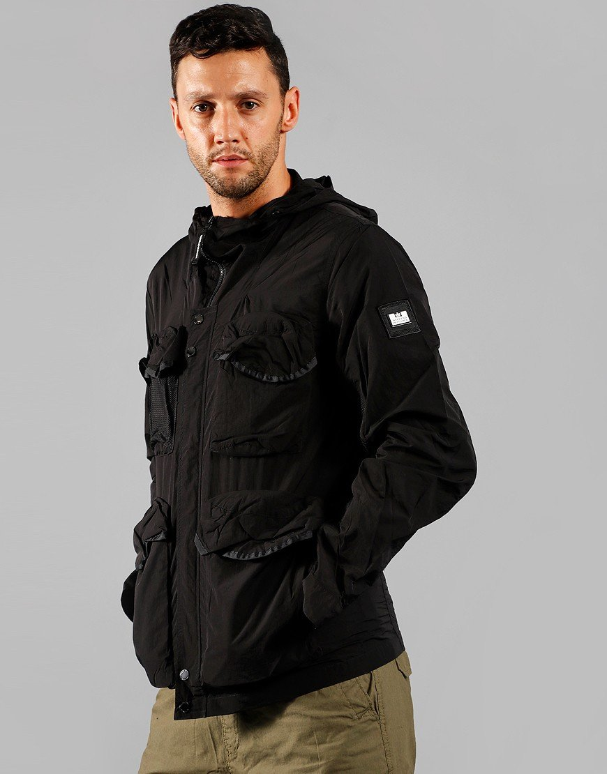 Weekend Offender Cotoca Jacket Black