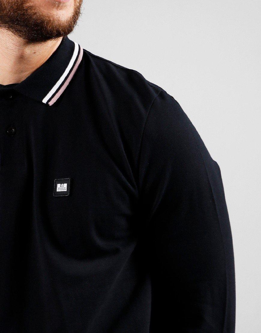 Weekend Offender Drills Polo Shirt Black