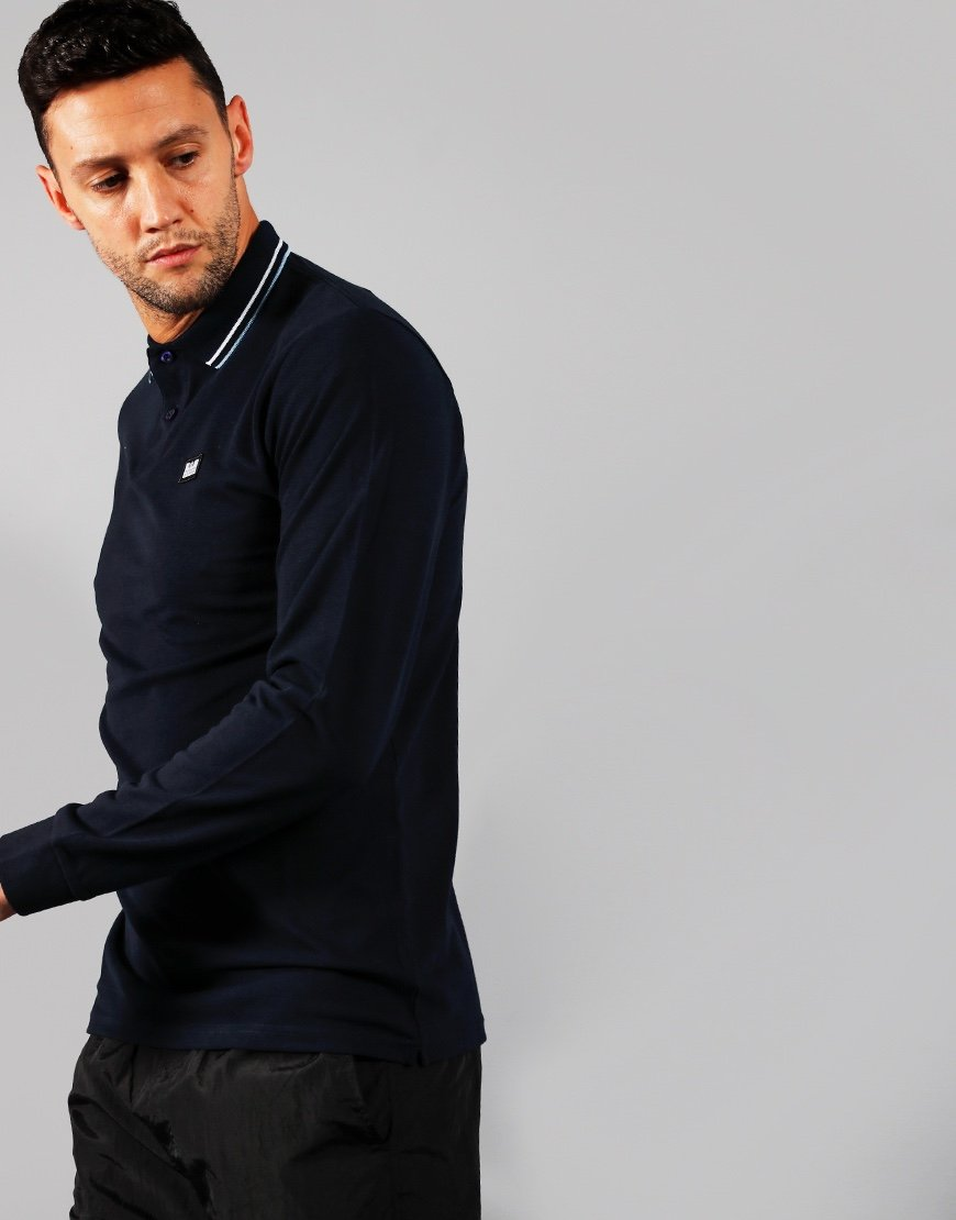 Weekend Offender Drills Polo Shirt Navy