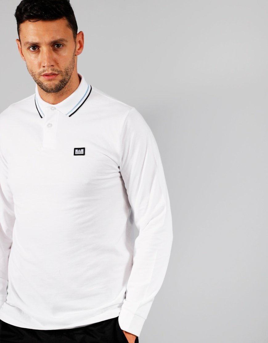 Weekend Offender Drills Polo Shirt White
