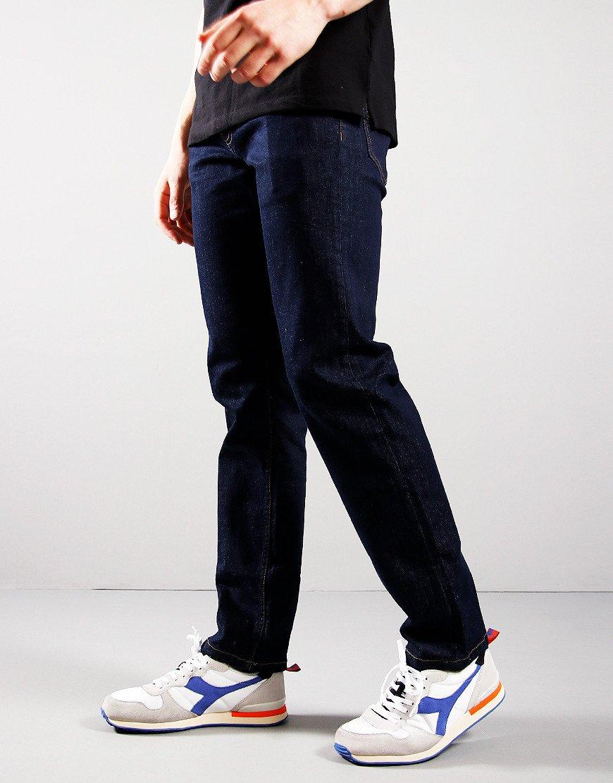 Weekend Offender Easy Fit Jeans Rinsed