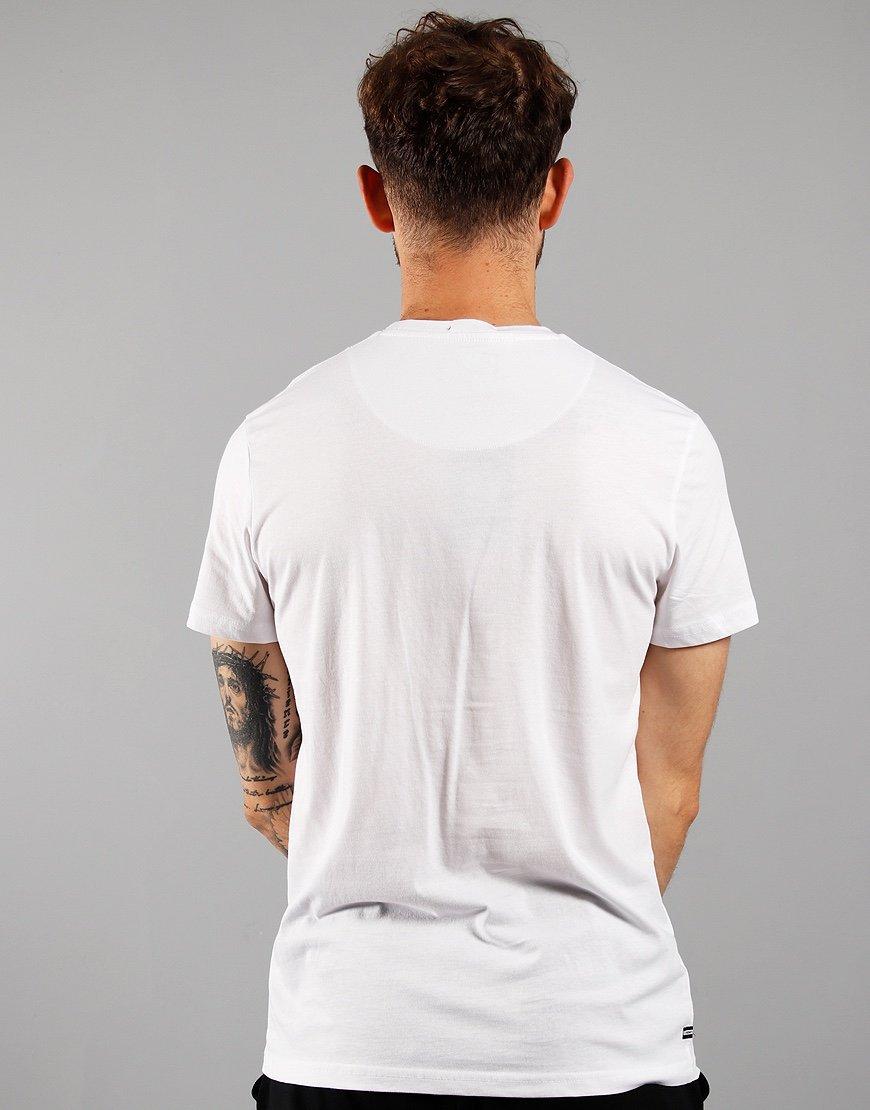 Weekend Offender Fans T-Shirt White
