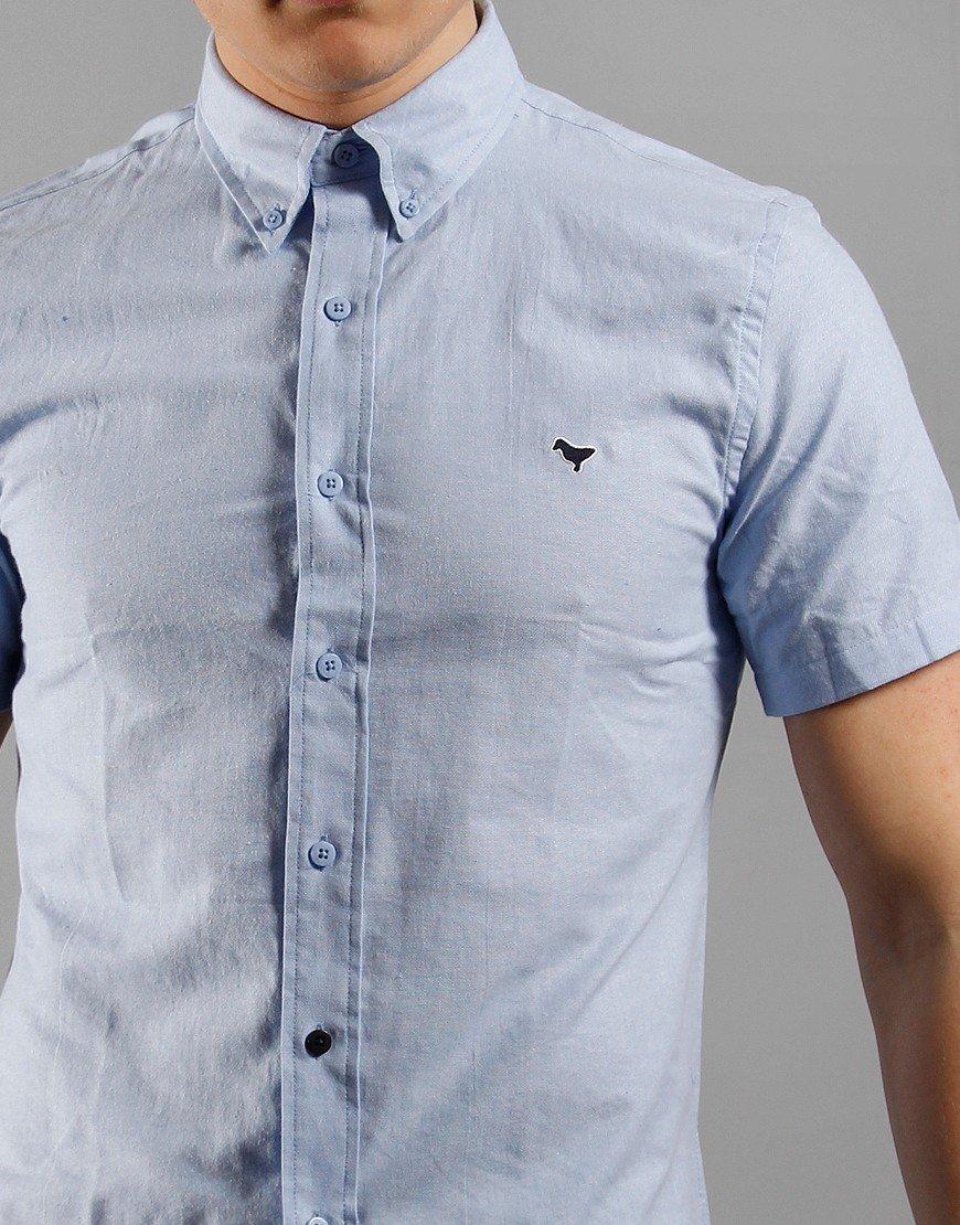 Weekend Offender Gomorrah Shirt Pale Blue