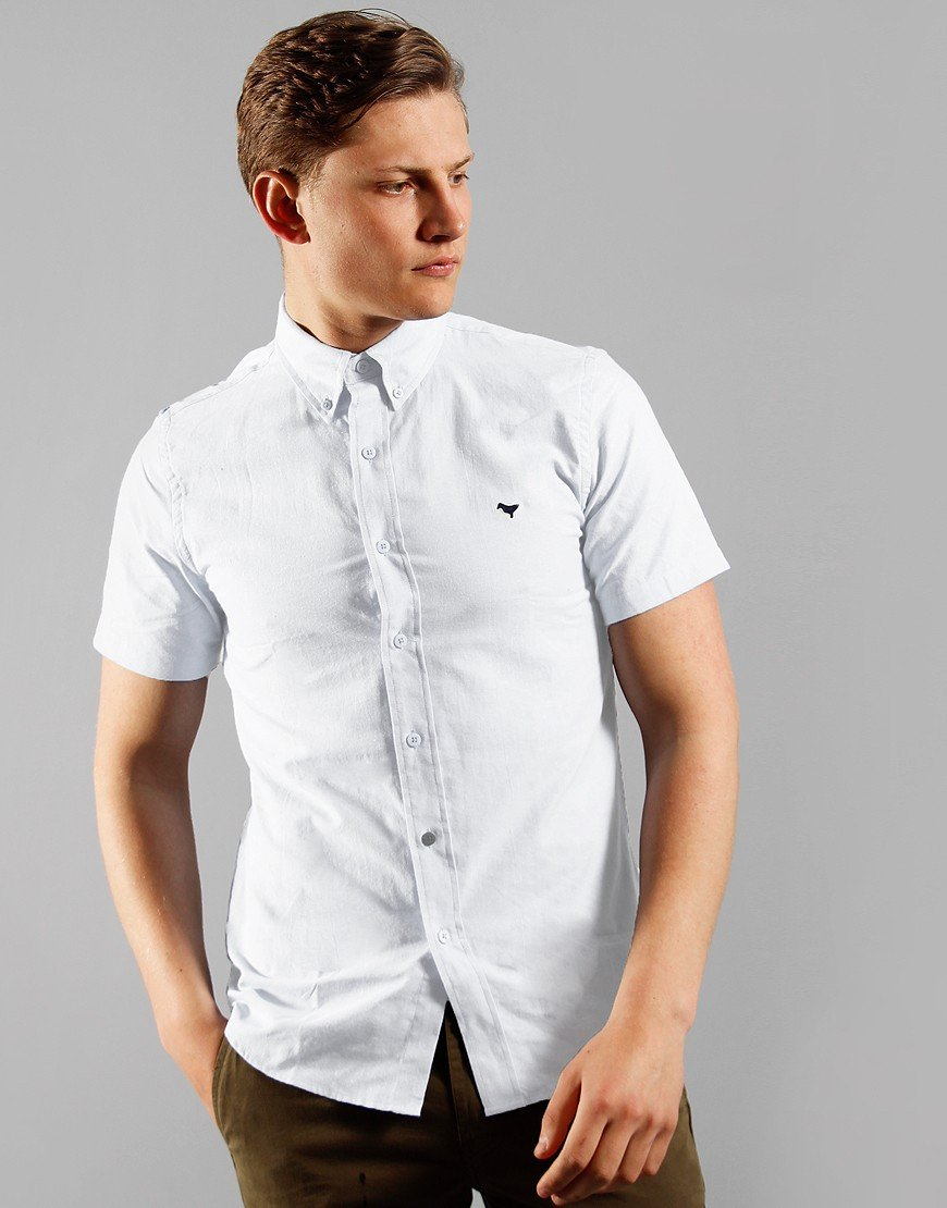 Weekend Offender Gomorrah Shirt White