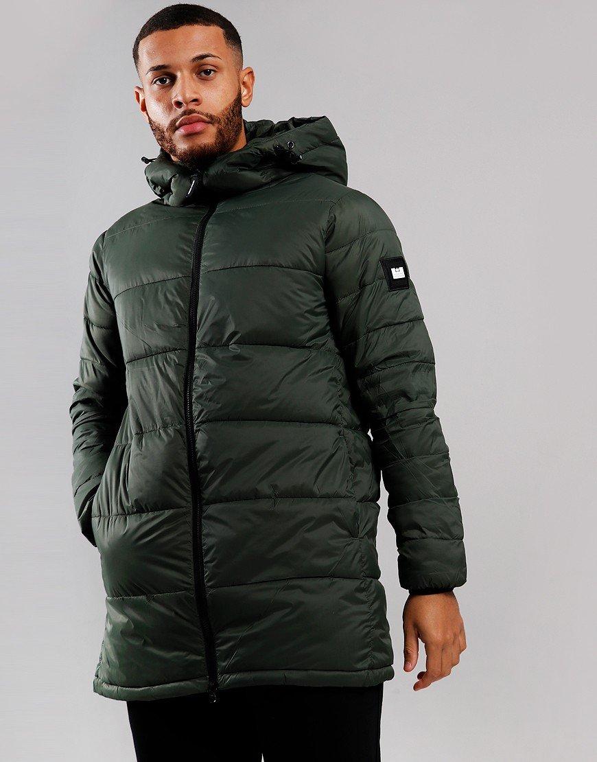 Weekend Offender Gustavo Padded Jacket Alpine