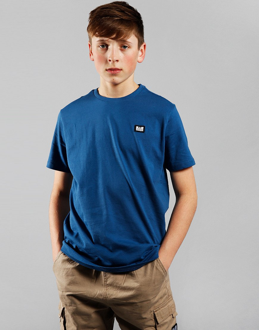 Weekend Offender Kids Badge T-Shirt Yale