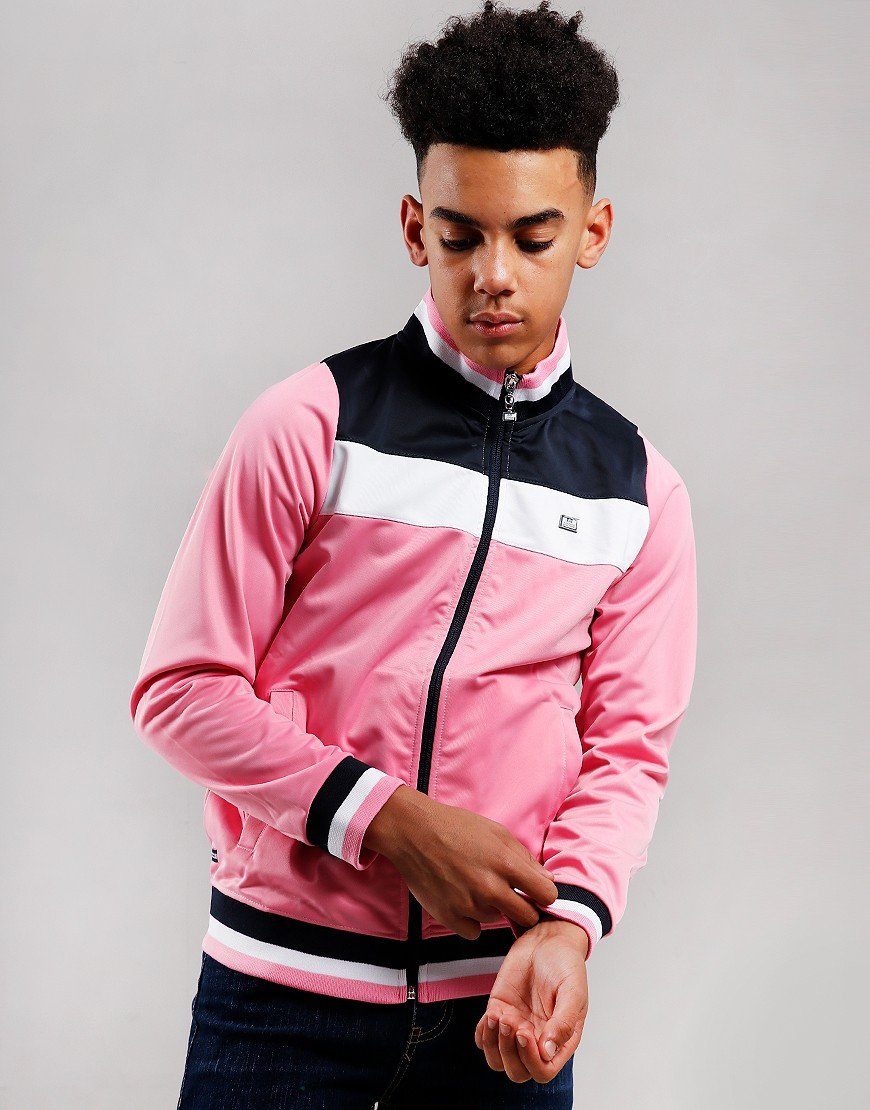 Weekend Offender Kids The Immortal Track Top Pale Pink