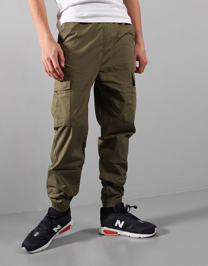 Weekend Offender Kids Sicily Trousers Khaki