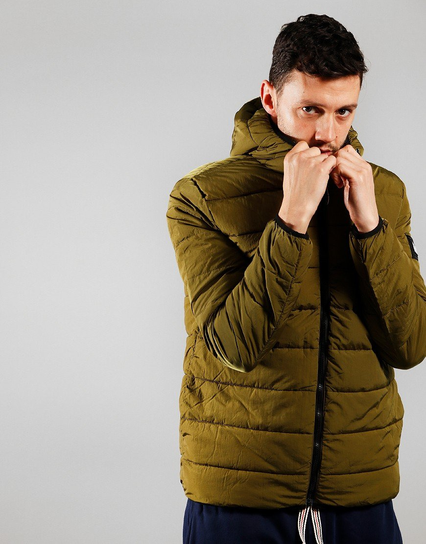 Weekend Offender La Guardai Jacket Cactus