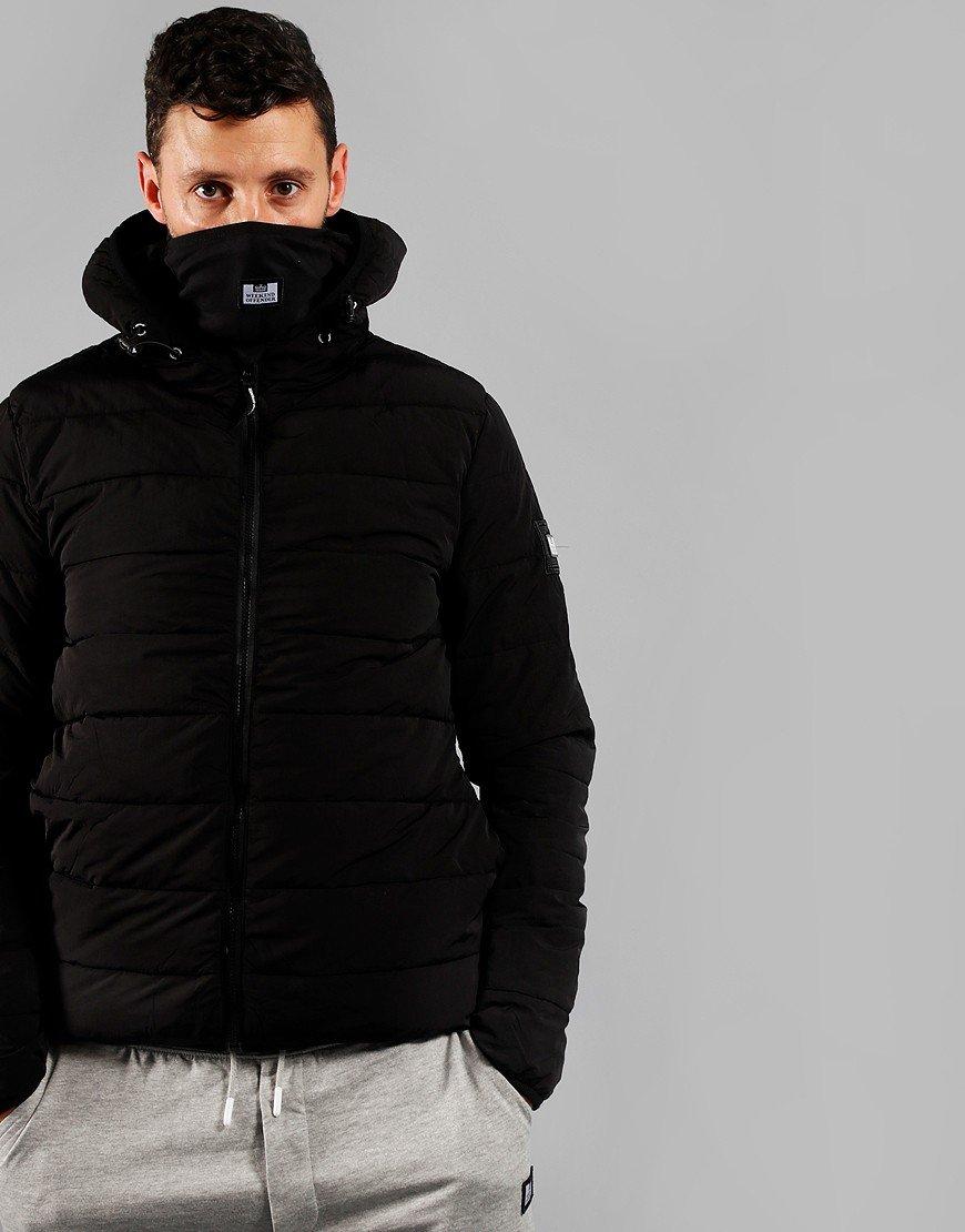 Weekend Offender La Guardai Jacket Black