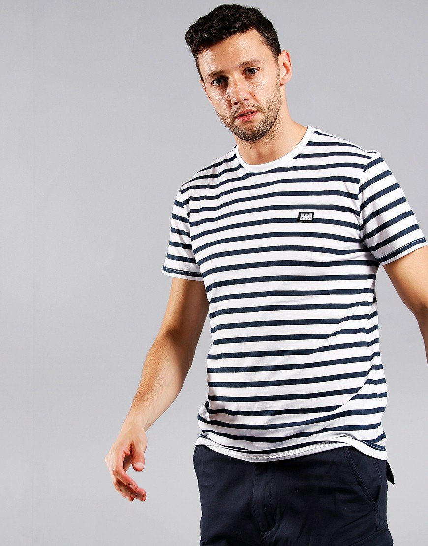 Weekend Offender Narcissis T-Shirt Navy