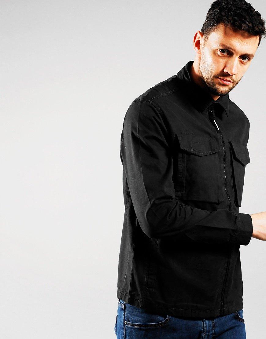Weekend Offender Pileggi Jacket Black